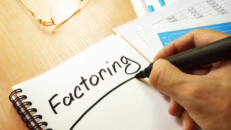 factoring servicio financiero